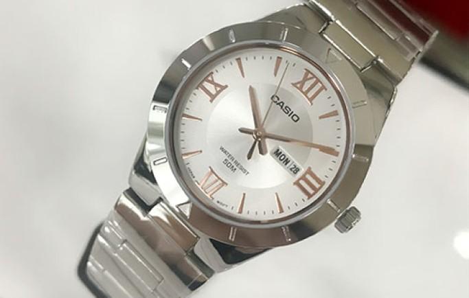 Đồng hồ Nữ Casio LTP-1410D-7AVDF  cá tính cho bạn gái