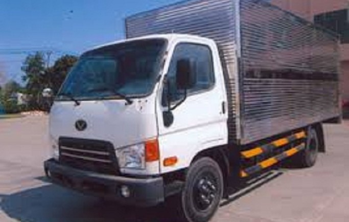 ✅ Mua Xe Tải Hyundai HD120S Thùng Kín Trả Góp Hỗ Trợ 80%
