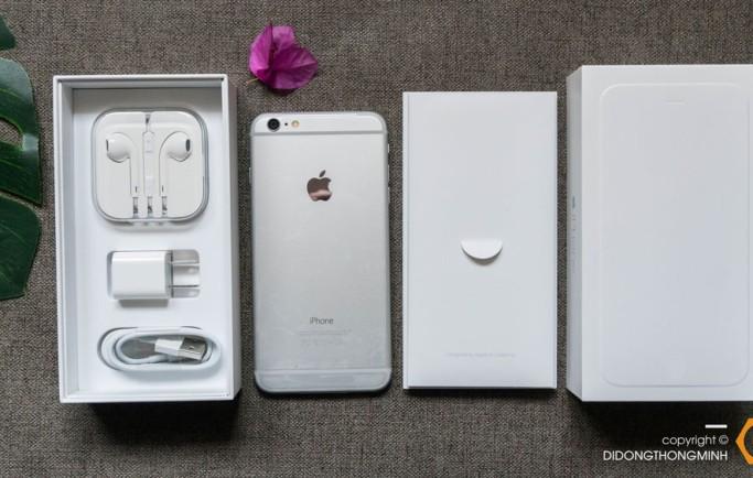 6 triệu nên mua iPhone 6 Plus mới hay smartphone Android mới giá rẻ