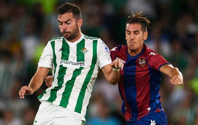 8live nhận định Levante vs Betis, 03h00 ngày 27/02 (Vòng 25 – VĐQG Tây Ban Nha)