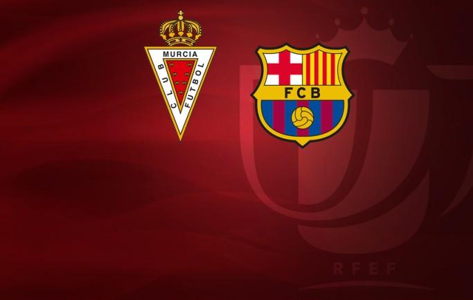 8live nhận định Murcia vs Barcelona 02h30, 25/10 (Lượt đi Vòng 1/16 - Cúp Nhà Vua Tây Ban Nha)
