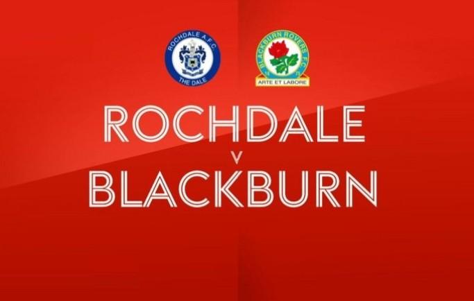 8live nhận định Rochdale vs Blackburn 02h45, 08/11 (Vòng Bảng - Giải EFL Trophy)