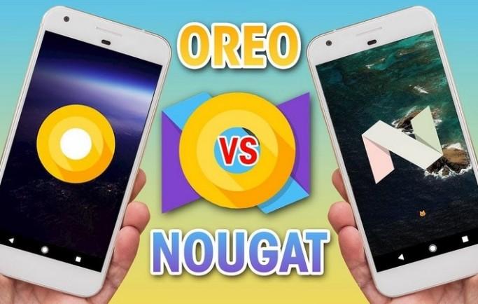 Android Oreo chiếm 0.3% thị phần trong biểu đồ phân phối mới nhất