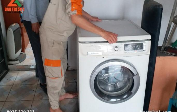 Bảo Trì Số 1 nhận lắp đặt máy giặt tại nhà cam kết chính hãng