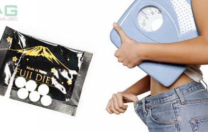 bí quyết mua thuốc giảm cân Nhật Bản hiệu quả