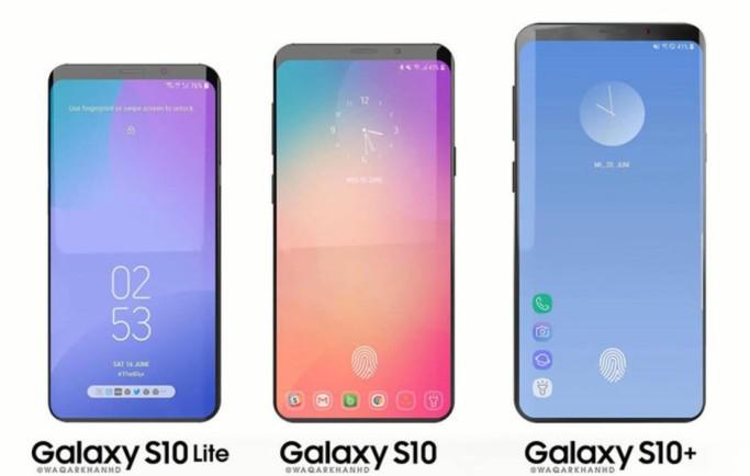 Bộ ba Galaxy S10 mang đến những thay đổi thiết kế rất quan trọng