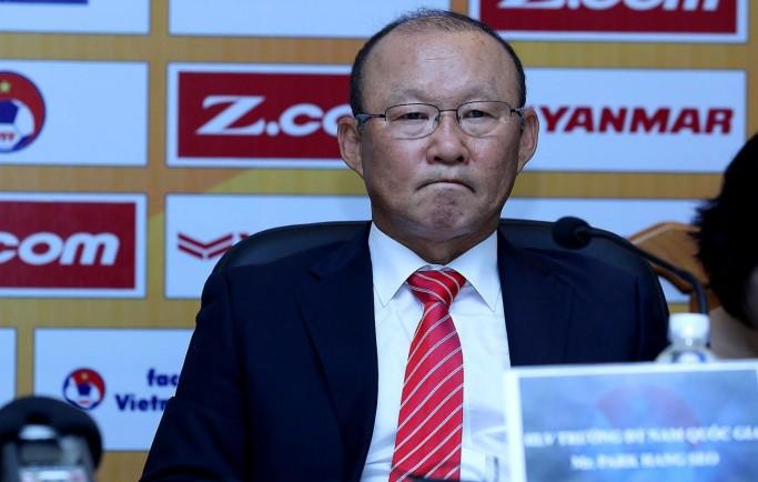 Bóng đá - Ông Park Hang-seo đã là HLV trưởng của đt Việt Nam