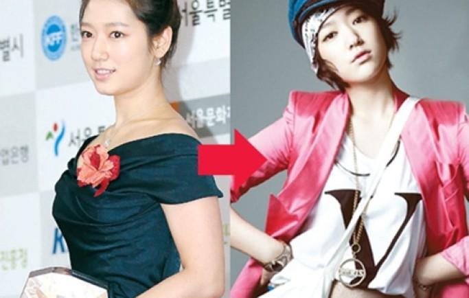 Cận cảnh vóc váng chuẩn đẹp cùng thực đơn giảm cân của Park Shin Hye