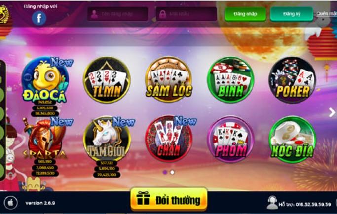Chơi Poker đổi thưởng cực nhanh và uy tín nhất