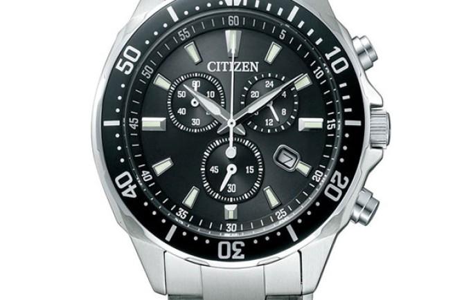 Citizen VO10-6771F mặt đen bí ẩn thu hút