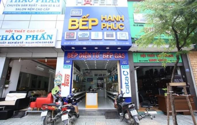 Cửa hàng bếp điện từ tây ban nha tpHCM