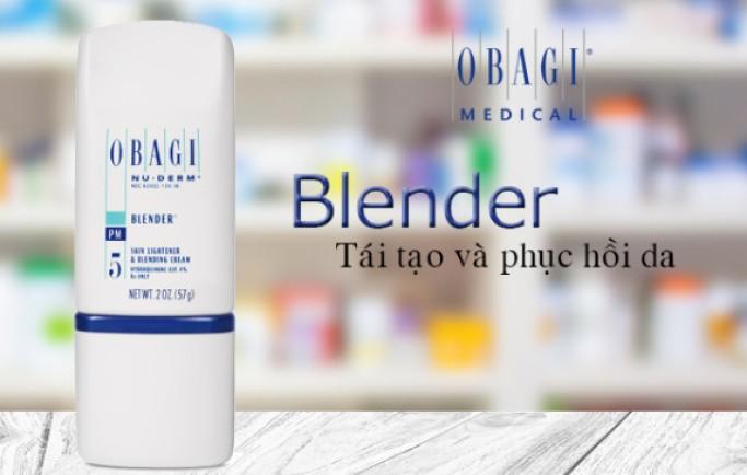 Đem lại vẻ trắng sáng và tươi mới với Obagi Nu-Derm Blender