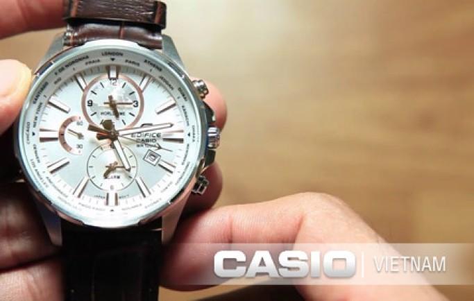 Đồng hồ Casio Edifice EFR-304L-7AVUDF cách điệu lôi kéo mọi ánh nhìn