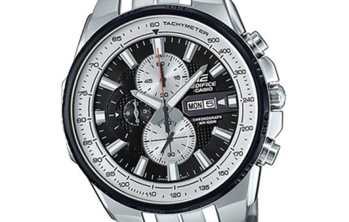 Đồng hồ Casio Edifice EFR-549D-1BVUDF mạnh mẽ với kiểu dáng thể thao