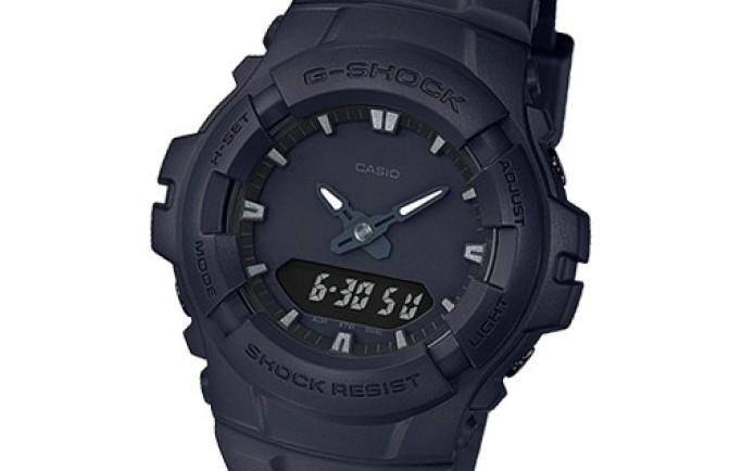 Đồng hồ Casio G-Shock G-100BB-1ADR thiết kế dành cho nam