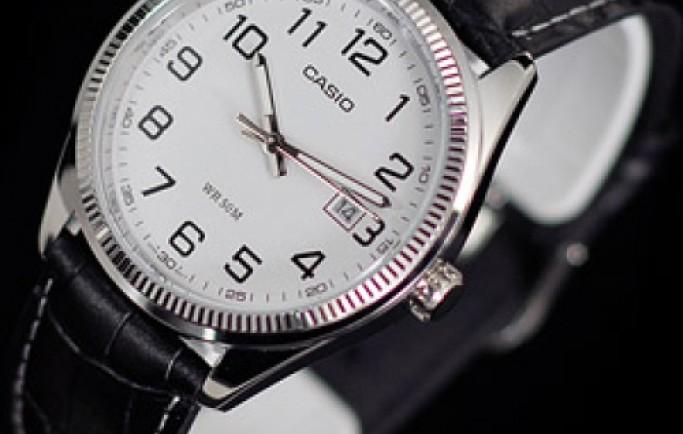 Đồng hồ Casio LTP-1302L-7BVDF sắc đen cá tính