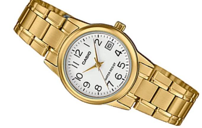 Đồng hồ Casio LTP-V002G-7B2UDF cơn sốt trên thị trường hiện nay