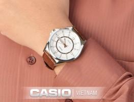 Đồng hồ Casio MTP-E108L-7AVDF 3 kim đẹp mắt