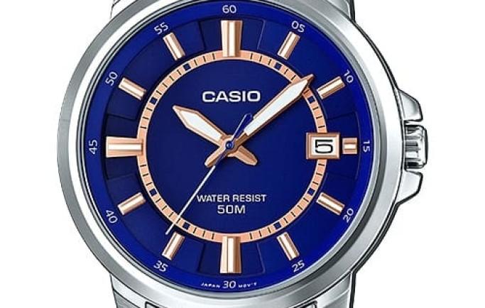 Đồng hồ Casio MTP-E130D-2AVDF lịch lãm dành cho anh chàng công sở