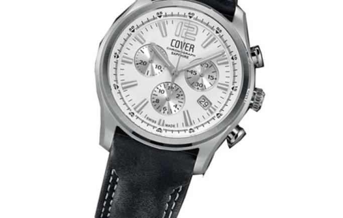 Đồng hồ Cover Co126.03 tinh tế với 6 kim nổi bật