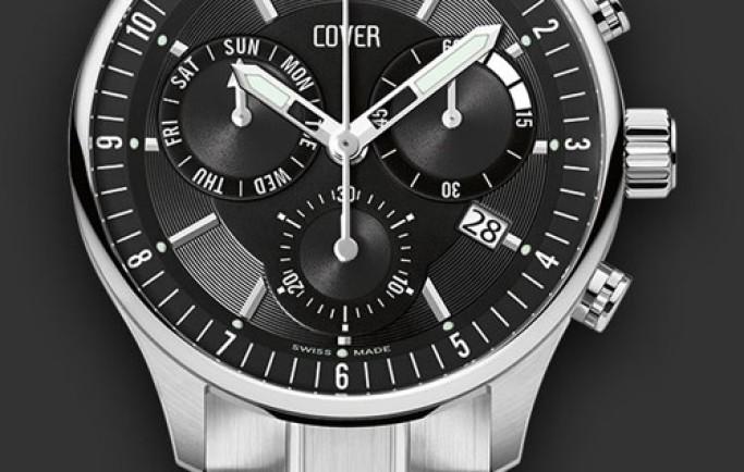 Đồng hồ Cover Co181.01 kiểu dáng sang trọng