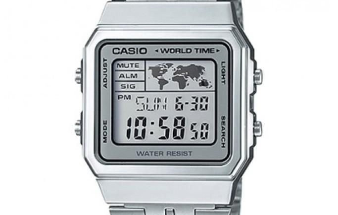 Đồng hồ nam A500WGA-7DF cổ điển tạo cá tính cho người đeo