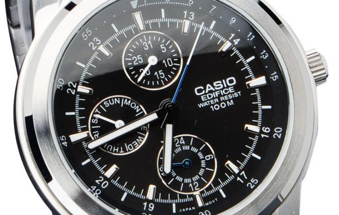 Đồng hồ Nam Casio Edifice  EF-305D-1AV sang trọng cho nam