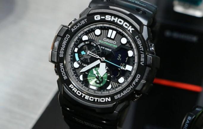 Đồng hồ nam Casio G-Shock GN-1000MB-1A cuốn hút từ ánh nhìn đầu tiên