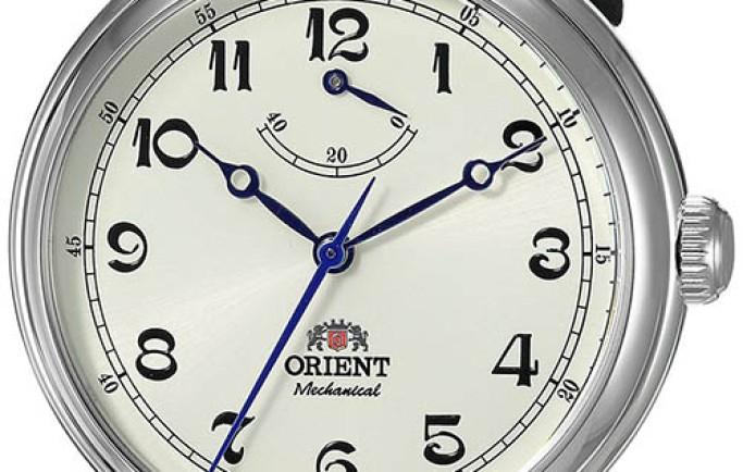 Đồng hồ nam Orient FDD03003Y0  nổi bật với những con số cách điệu