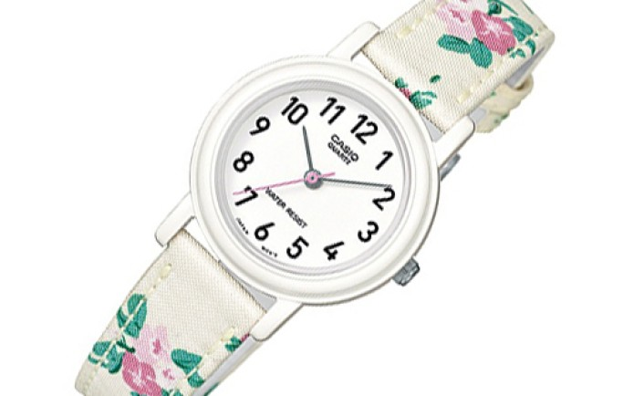 Đồng hồ nữ Casio LQ-139LB-7B2DF giản dị tinh tế
