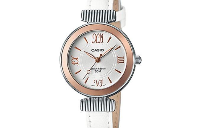 Đồng hồ nữ Casio LTP-E405L-7AVDF  nhẹ nhàng nữ tính