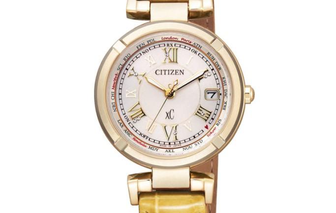 Đồng hồ nữ Citizen EC1115-08A thiết kế độc đáo dành cho nữ