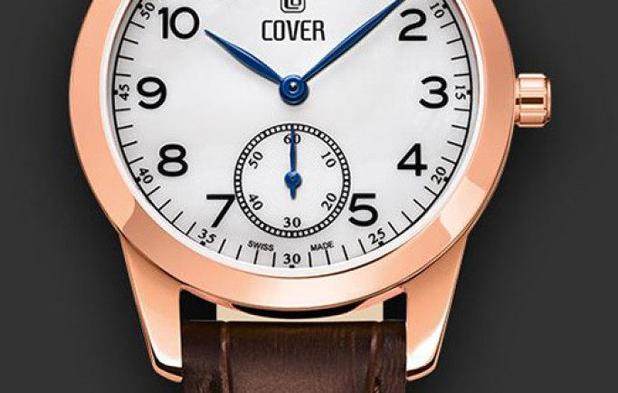 Đồng hồ Nữ Cover CO195.16 trẻ trung quyến rũ