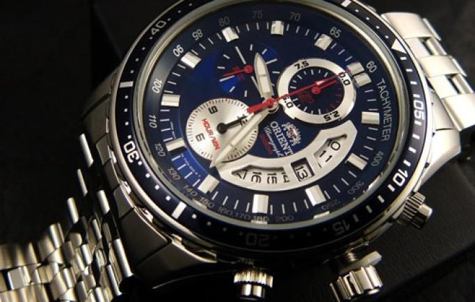 Đồng hồ Orient FTT0Q002D0 mạnh mẽ nam tính