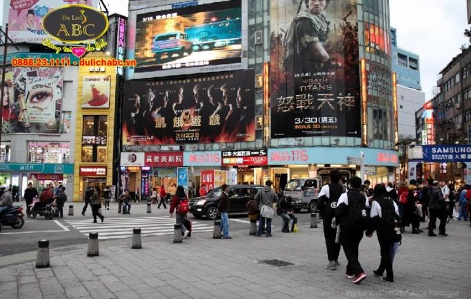 Du Lịch Đài Loan - Chợ đêm – nét văn hóa không lẫn vào đâu được của Đài Loan