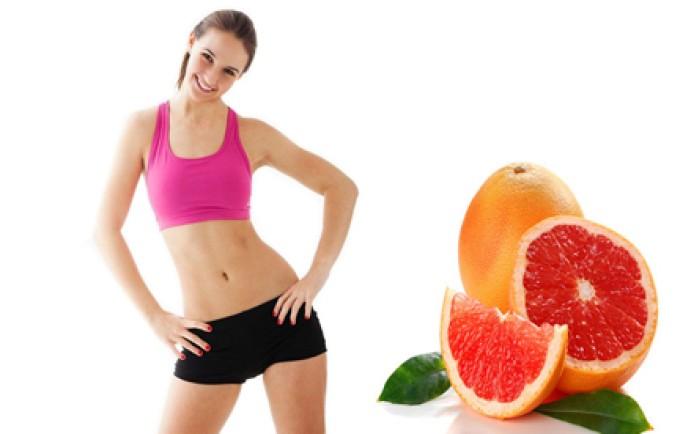 Giảm cân với bưới không cần thuốc giảm cân hỗ trợ