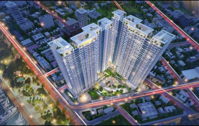 Giới thiệu dự án xanh chất lượng cao - căn hộ King dom Q10