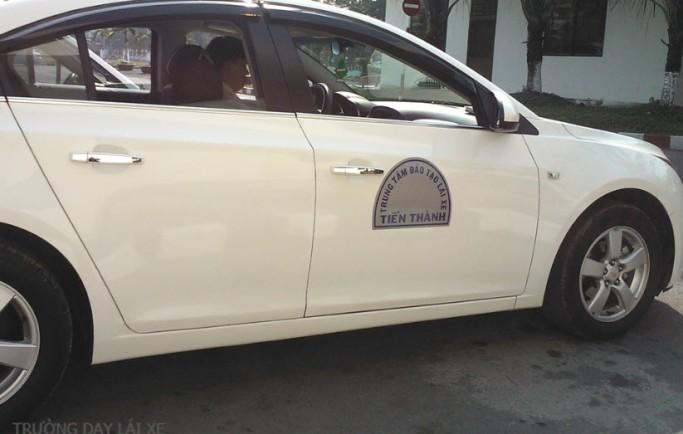 Học lái xe b2 tại củ chi tphcm tại tiến thành uy tín