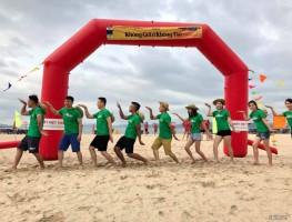 Hướng dẫn sử dụng đồng phục đi biển bật tung năng lượng