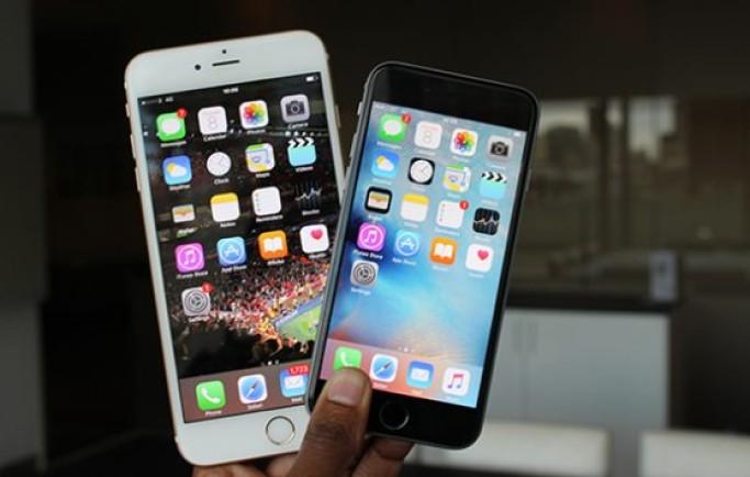iPhone 6s, 6s Plus bán chạy hơn so với iPhone 8, 8 Plus