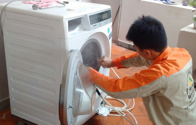 Khám phá các cách bảo dưỡng sửa chữa máy giặt sanyo đúng cách