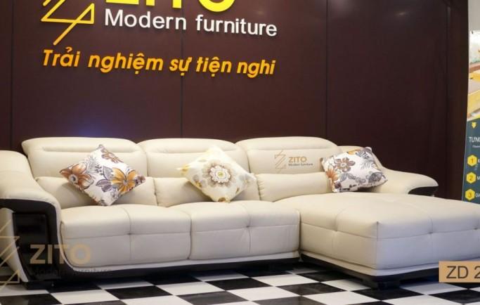 Khám phá sofa da đẹp tại Nội Thất Zito