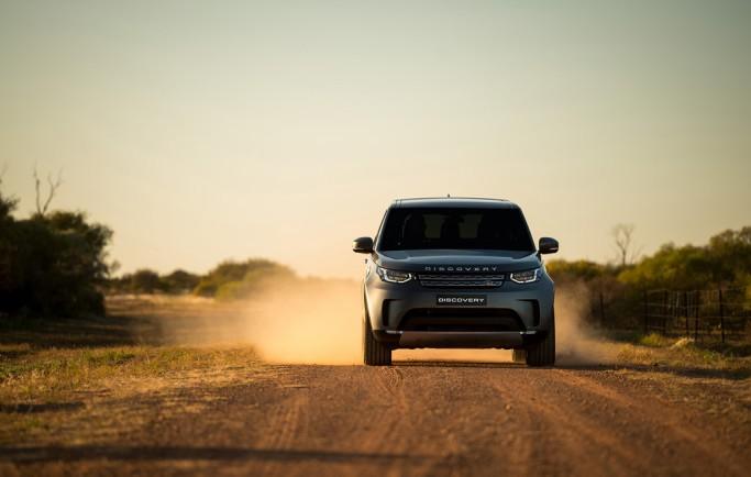 Land Rover Discovery 2018 có giá từ 53.000 USD