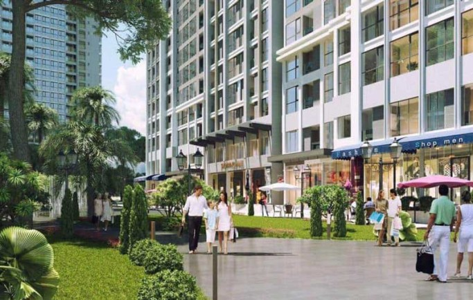 Mặt bằng thiết kế đầu tư dự án căn hộ Gem Riverside Đất Xanh