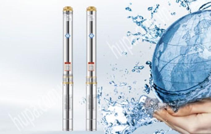 Máy bơm nước hỏa tiễn - 1 sản phẩm khai thác nước công nghệ mới