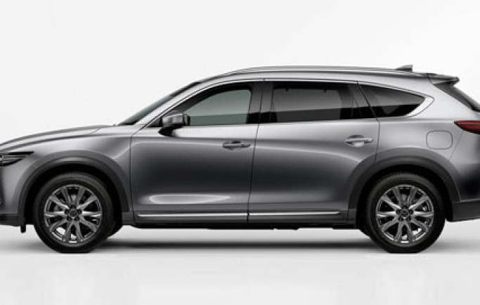 Mazda làm riêng mẫu crossover cho thị trường Mỹ