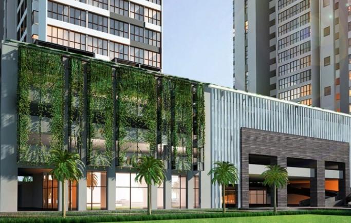 Mở bán căn hộ cao cấp Ascent plaza giá ưu đãi - giá rẻ cạnh tranh khu vực Bình Thạnh