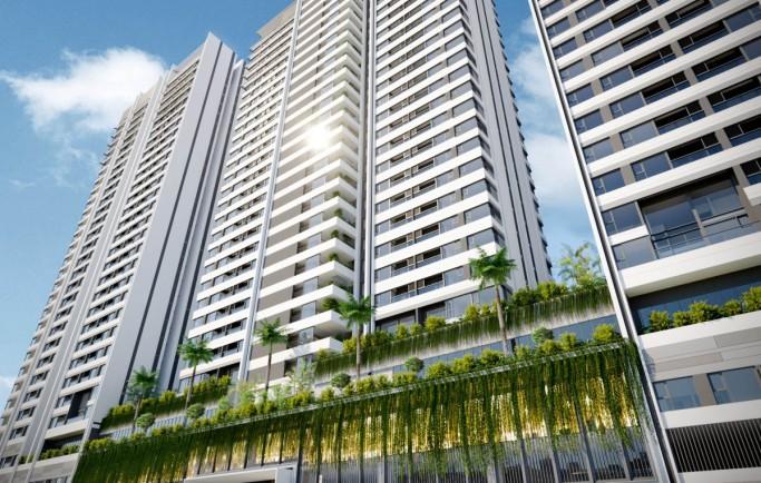 Mục tiêu sinh ra lợi nhuận từ vị trí dự án căn hộ cao cấp Kingdom 101
