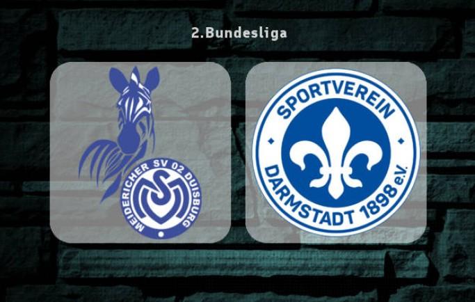 Nhận định Duisburg vs Darmstadt 98, 00h30 ngày 02/02