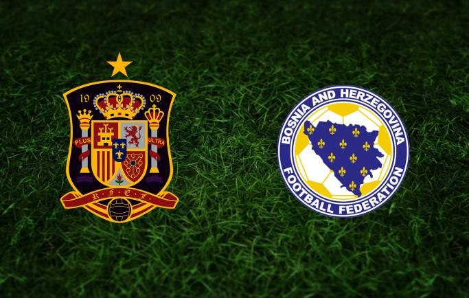 Nhận định Tây Ban Nha vs Bosnia, 02h45 ngày 19/11: Giao hữu QT